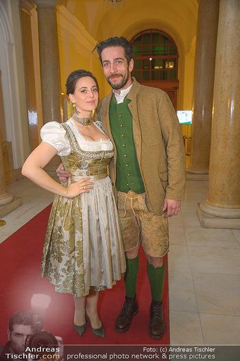 Steirerball - Hofburg Wien - Fr 11.01.2019 - Lena HOSCHEK, Mario FRAJUK12
