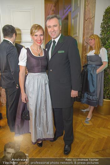 Steirerball - Hofburg Wien - Fr 11.01.2019 - Kathrin NACHBAUR, Christian JAUK19