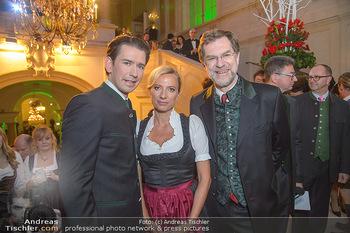 Steirerball - Hofburg Wien - Fr 11.01.2019 - Sebastian KURZ, Juliane BOGNER-STRAUß, Andreas ZAKOSTELSKY23