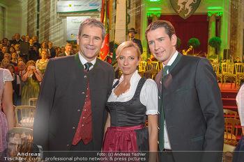 Steirerball - Hofburg Wien - Fr 11.01.2019 - Hartwig LÖGER, Juliane BOGNER-STRAUß, Sebastian KURZ44