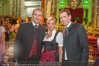 Steirerball - Hofburg Wien - Fr 11.01.2019 - Hartwig LÖGER, Juliane BOGNER-STRAUß, Sebastian KURZ45
