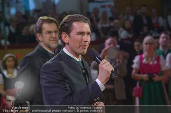 Steirerball - Hofburg Wien - Fr 11.01.2019 - Sebastian KURZ (hält eine Rede, eröffnet den Ball)63