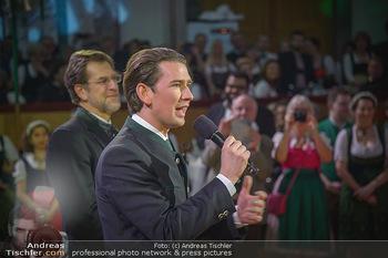 Steirerball - Hofburg Wien - Fr 11.01.2019 - Sebastian KURZ (hält eine Rede, eröffnet den Ball)64