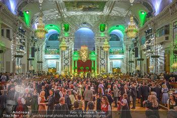 Steirerball - Hofburg Wien - Fr 11.01.2019 - Ballsaal, Ballgäste, Tanzen, Publikum, Festsaal70