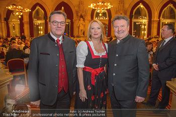 Tirolerball - Rathaus - Sa 12.01.2019 - Günther PLATTER, Doris BURES, Michael LUDWIG1
