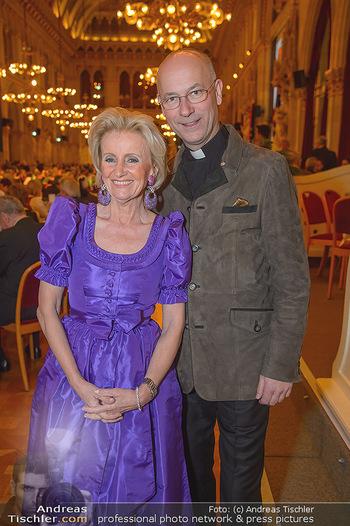 Tirolerball - Rathaus - Sa 12.01.2019 - Elisabeth GÜRTLER, Toni Anton FABER5