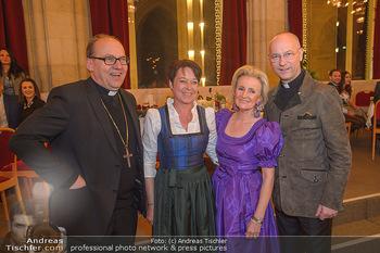 Tirolerball - Rathaus - Sa 12.01.2019 - Elisabeth GÜRTLER, Sonja LEDL-ROSSMANN, Hermann GLETTLER, Toni 13