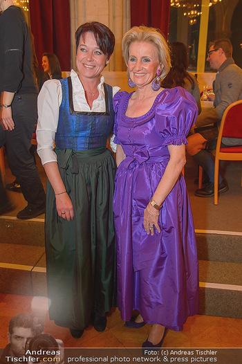 Tirolerball - Rathaus - Sa 12.01.2019 - Elisabeth GÜRTLER, Sonja LEDL-ROSSMANN15