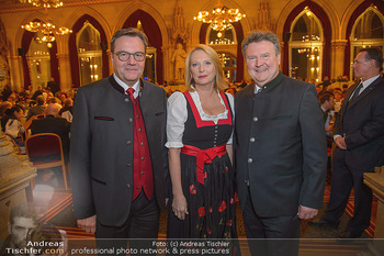 Tirolerball - Rathaus - Sa 12.01.2019 - Günther PLATTER, Doris BURES, Michael LUDWIG24