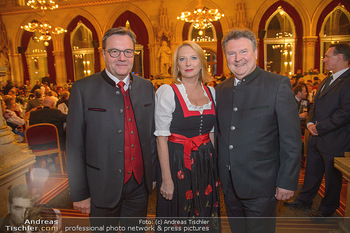 Tirolerball - Rathaus - Sa 12.01.2019 - Günther PLATTER, Doris BURES, Michael LUDWIG25