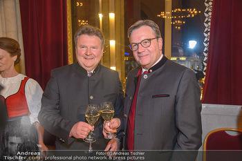 Tirolerball - Rathaus - Sa 12.01.2019 - Günther PLATTER, Michael LUDWIG30