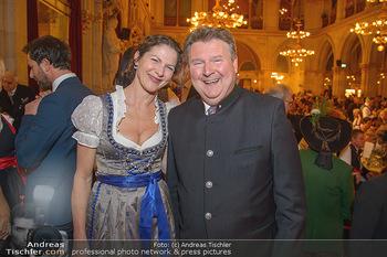 Tirolerball - Rathaus - Sa 12.01.2019 - Katrin STURM, Michael LUDWIG48