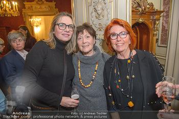 Neujahrscocktail für Frauen - Amalthea Verlag - Di 15.01.2019 - Susanne MICHEL, Inge KLINGOHR, Dany SIEGEL7