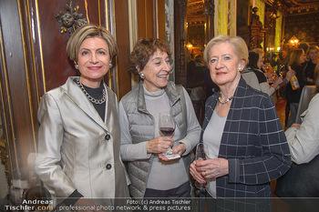 Neujahrscocktail für Frauen - Amalthea Verlag - Di 15.01.2019 - Renate DANLER, Helene VON DAMM, Brigitte SINHUBER28
