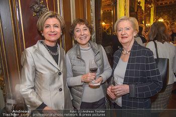 Neujahrscocktail für Frauen - Amalthea Verlag - Di 15.01.2019 - Renate DANLER, Helene VON DAMM, Brigitte SINHUBER29