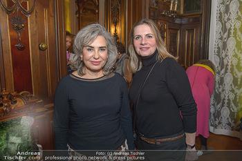 Neujahrscocktail für Frauen - Amalthea Verlag - Di 15.01.2019 - Brigitte KARNER, Susanne MICHEL30