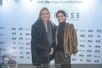 SKY Der Pass Premiere - Urania - Di 15.01.2019 - Annabel LOEBELL, Grazia NORDBERG8