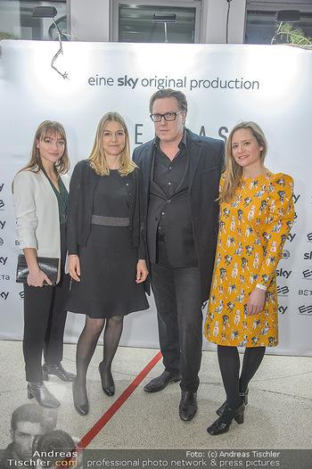 SKY Der Pass Premiere - Urania - Di 15.01.2019 - Nicholas OFCZAREK, Julia JENTSCH, Antonia MORETTI, Christine SCH41