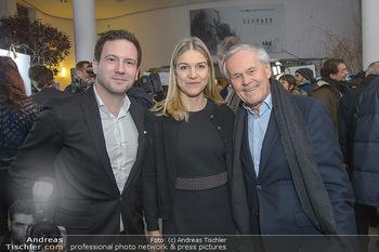 SKY Der Pass Premiere - Urania - Di 15.01.2019 - Dieter POCHLATKO mit Sohn Jakob, Christine SCHEIL52