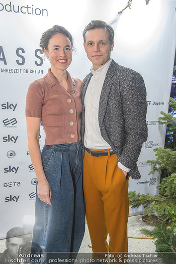 SKY Der Pass Premiere - Urania - Di 15.01.2019 - Franz HARTWIG mit Ehefrau Amelie53