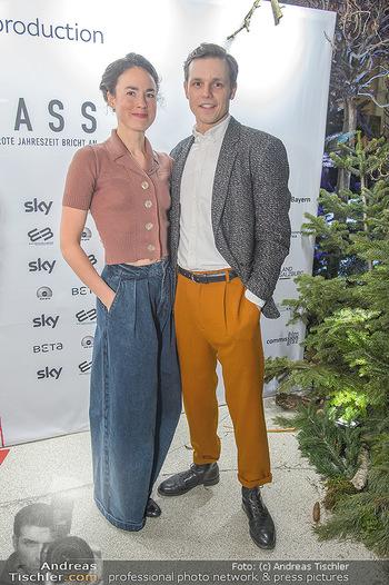SKY Der Pass Premiere - Urania - Di 15.01.2019 - Franz HARTWIG mit Ehefrau Amelie54