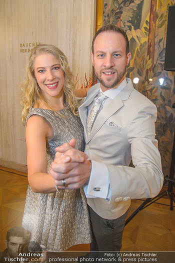 Opernball PK - Wiener Staatsoper - Mi 16.01.2019 - Maria und Christoph SANTNER53