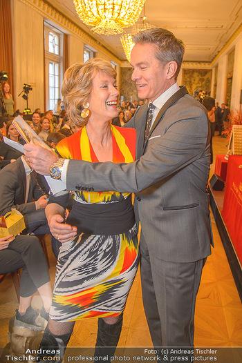 Opernball PK - Wiener Staatsoper - Mi 16.01.2019 - Barbara RETT, Alfons HAIDER61