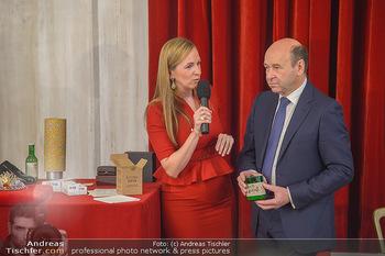Opernball PK - Wiener Staatsoper - Mi 16.01.2019 - Dominique MEYER, Maria GROßBAUER GROSSBAUER74