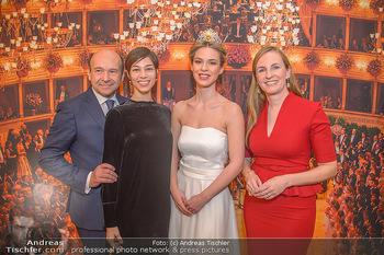 Opernball PK - Wiener Staatsoper - Mi 16.01.2019 - Dominique MEYER, Maria GROßBAUER GROSSBAUER, Maria YAKOVLEVA, B84
