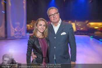 Holiday on Ice Atlantis Premiere - Stadthalle, Wien - Mi 16.01.2019 - Carola LINDENBAUER, Wolfgang FISCHER1