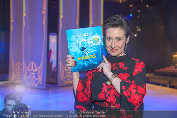 Holiday on Ice Atlantis Premiere - Stadthalle, Wien - Mi 16.01.2019 - Andrea HÄNDLER6