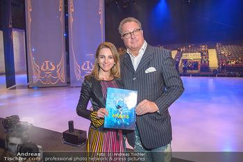 Holiday on Ice Atlantis Premiere - Stadthalle, Wien - Mi 16.01.2019 - Carola LINDENBAUER, Wolfgang FISCHER15