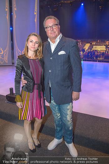 Holiday on Ice Atlantis Premiere - Stadthalle, Wien - Mi 16.01.2019 - Carola LINDENBAUER, Wolfgang FISCHER16