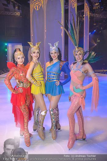 Holiday on Ice Atlantis Premiere - Stadthalle, Wien - Mi 16.01.2019 - Eisläuferinnen26