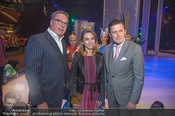 Holiday on Ice Atlantis Premiere - Stadthalle, Wien - Mi 16.01.2019 - Wolfgang FISCHER, Carola LINDENBAUER, Peter HANKE28