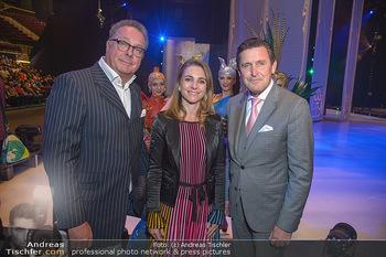Holiday on Ice Atlantis Premiere - Stadthalle, Wien - Mi 16.01.2019 - Wolfgang FISCHER, Carola LINDENBAUER, Peter HANKE29