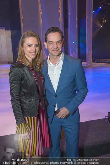 Holiday on Ice Atlantis Premiere - Stadthalle, Wien - Mi 16.01.2019 - Carola LINDENBAUER, Kurt GOLLOWITZER36