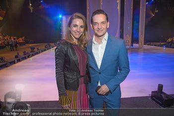 Holiday on Ice Atlantis Premiere - Stadthalle, Wien - Mi 16.01.2019 - Carola LINDENBAUER, Kurt GOLLOWITZER38