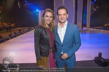 Holiday on Ice Atlantis Premiere - Stadthalle, Wien - Mi 16.01.2019 - Carola LINDENBAUER, Kurt GOLLOWITZER39