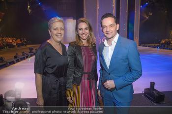 Holiday on Ice Atlantis Premiere - Stadthalle, Wien - Mi 16.01.2019 - Sigrid OBLAK, Carola LINDENBAUER, Kurt GOLLOWITZER40