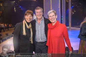 Holiday on Ice Atlantis Premiere - Stadthalle, Wien - Mi 16.01.2019 - Claudia KRISTOVIC-BINDER, Robin COUSINS, Trixi SCHUBA44