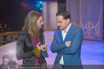 Holiday on Ice Atlantis Premiere - Stadthalle, Wien - Mi 16.01.2019 - Carola LINDENBAUER, Kurt GOLLOWITZER47