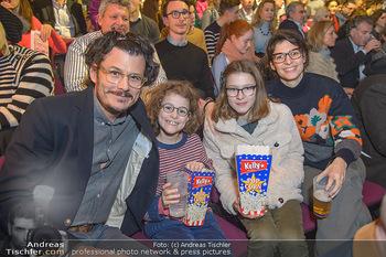 Holiday on Ice Atlantis Premiere - Stadthalle, Wien - Mi 16.01.2019 - Familie Manuel RUBEY mit Kindern Ronja und Luisi, Stefanie NOLZ51