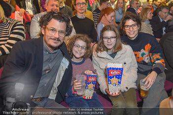 Holiday on Ice Atlantis Premiere - Stadthalle, Wien - Mi 16.01.2019 - Familie Manuel RUBEY mit Kindern Ronja und Luisi, Stefanie NOLZ52