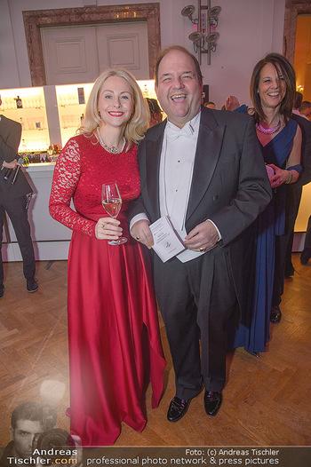 Zuckerbäckerball - Hofburg Wien - Do 17.01.2019 - Angelika ZOIDL, Gerald PICHOWETZ35