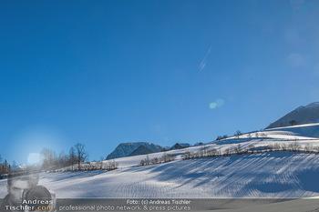 Österreich in Farben - Oberösterreich - Do 17.01.2019 - Winterlandschaft Nähe Gleinkersee und Hinterstoder, Hochsitz, O8