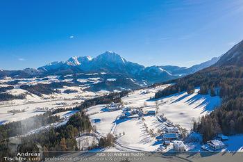Österreich in Farben - Oberösterreich - Do 17.01.2019 - Gegend um Windischgarsten, Gleinkersee, Blick Richtung Großer P24