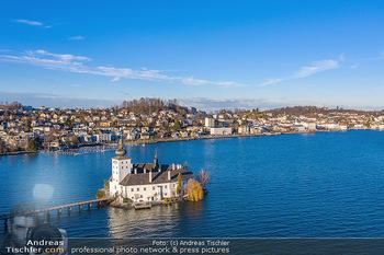 Österreich in Farben - Oberösterreich - Do 17.01.2019 - Schloss Ort Seeschloss Gmunden am Traunsee, Oberösterreich38