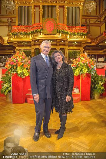 Richard Strauss Buchpräsentation - Musikverein - Mi 23.01.2019 - Thomas SCHÄFER-ELMAYER, Christine ZACH14