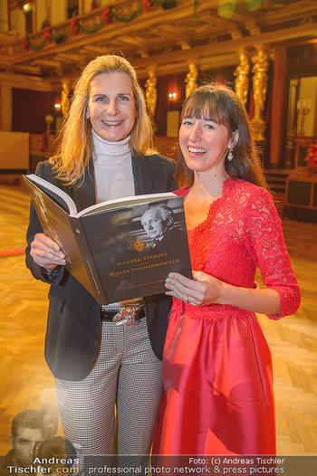 Richard Strauss Buchpräsentation - Musikverein - Mi 23.01.2019 - Maddalena DEL GOBBO, Madeleine ROHLA-STRAUSS26